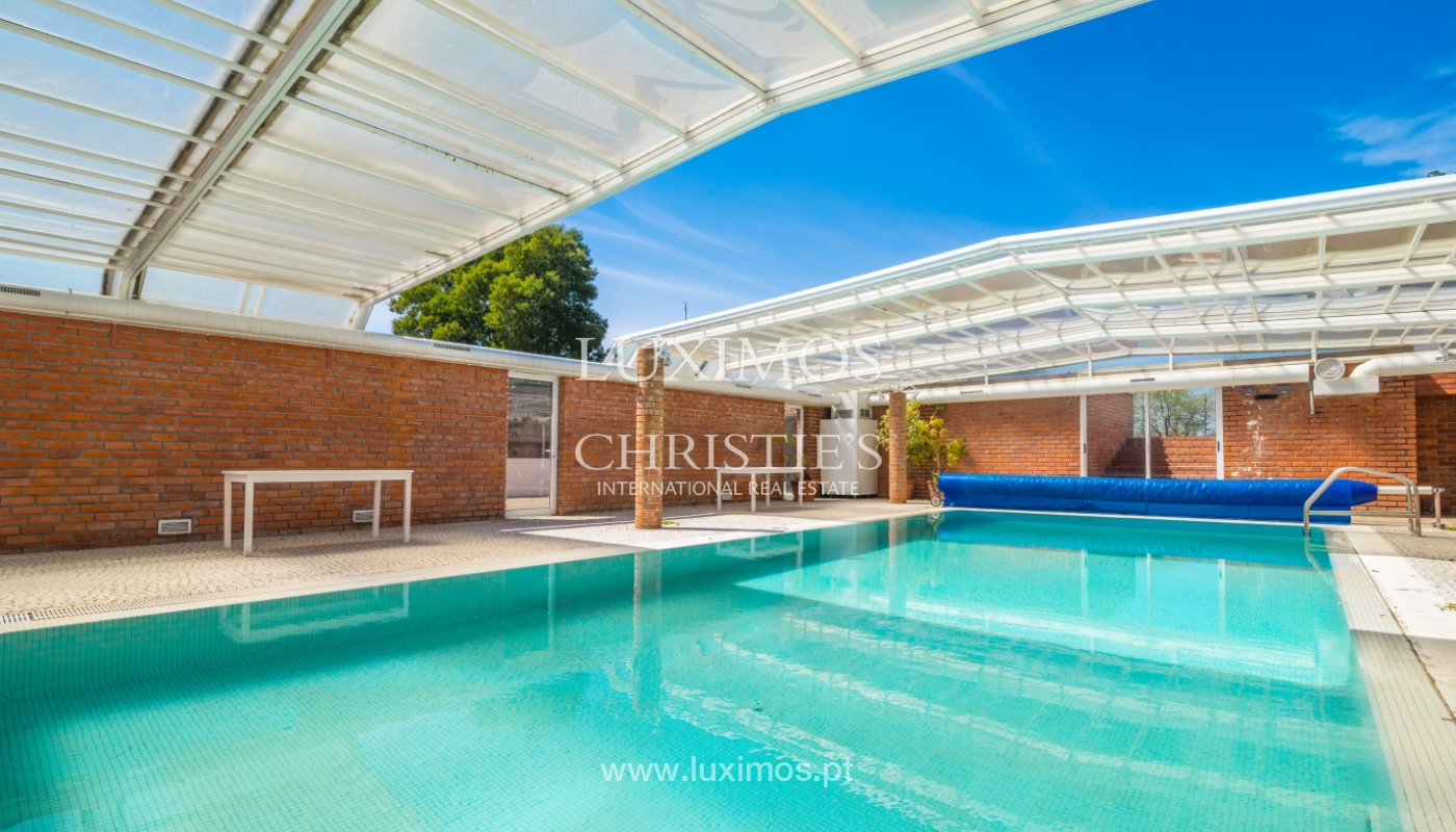 Sale country house w/ gardens, tennis court and pool, Arrifana, Portugal_101749
