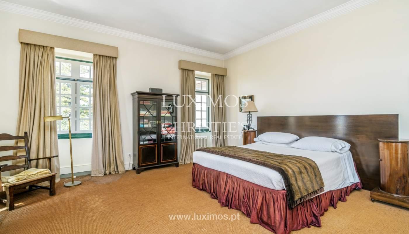 Sale mansion w/ garden and pool, near golf course, V.N. Gaia, Portugal_101795