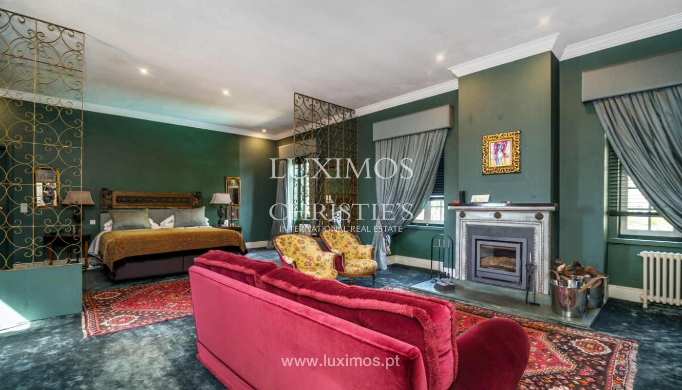 Verkauf Villa mit Garten und pool, nahe Golfplatz, V. N. Gaia, Portugal_101803