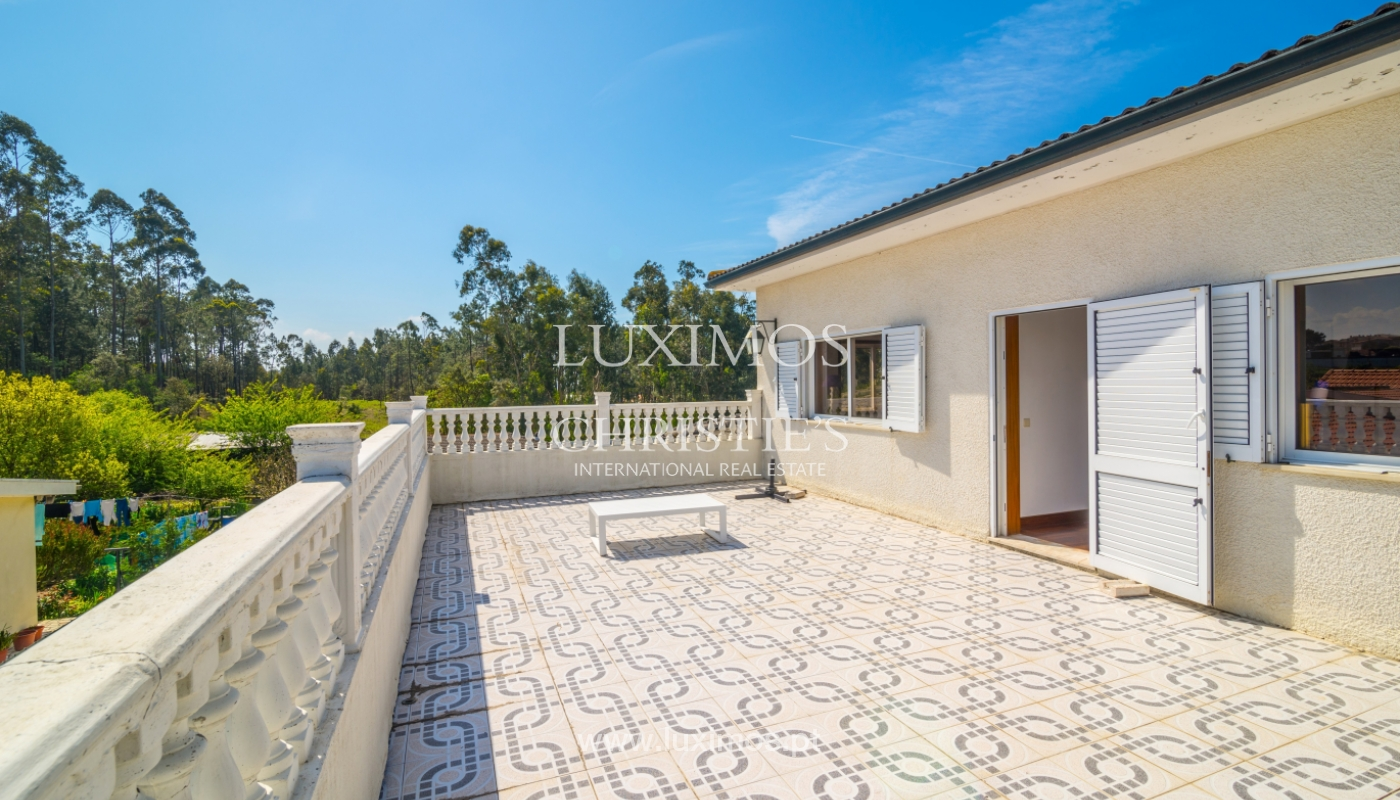 Sale of villa with ocean views, close to beach, Espinho, Portugal_101838