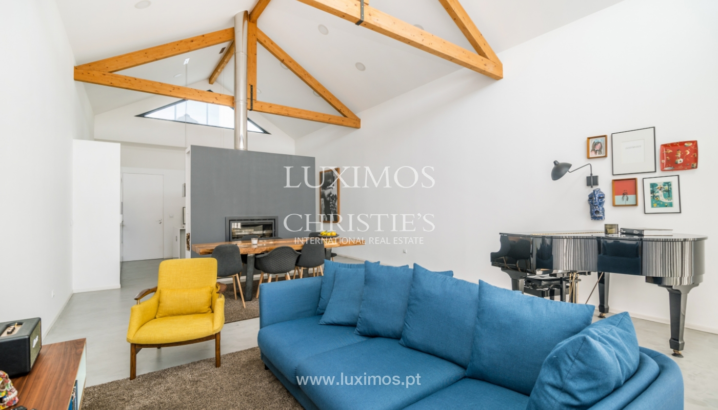 Sale of luxury house with terrace and balcony, Campanhã, Porto, Portugal_101934