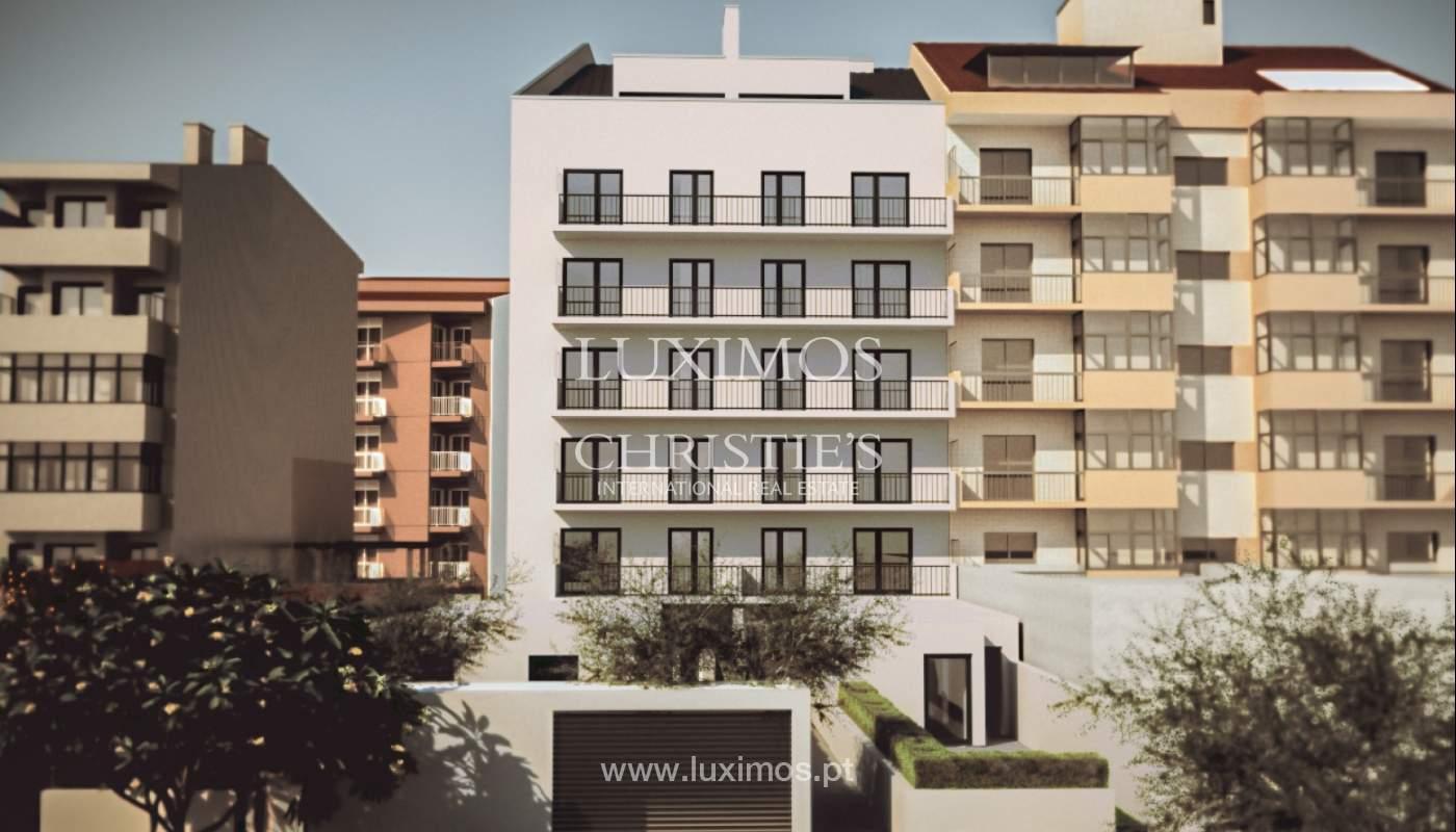Verkauf von Wohnung in einer neuen Entwicklung, Porto, Portugal_102002
