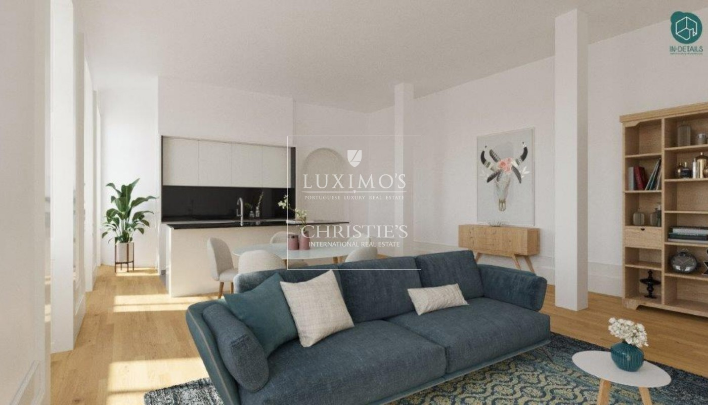 Building for sale with new apartments in Downtown of Porto, Portugal_102021