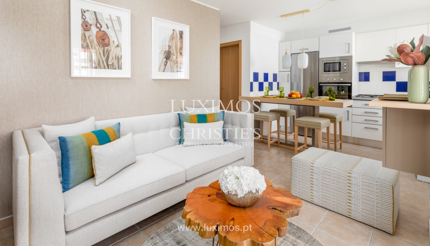 Verkauf Wohnung mit Meerblick in Tavira, Algarve, Portugal._102056