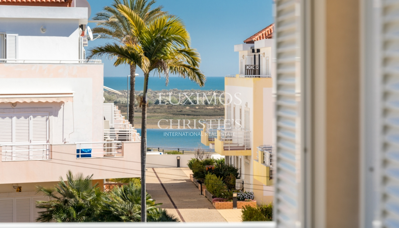 Sale apartment with sea views in Tavira, Algarve, Portugal_102088