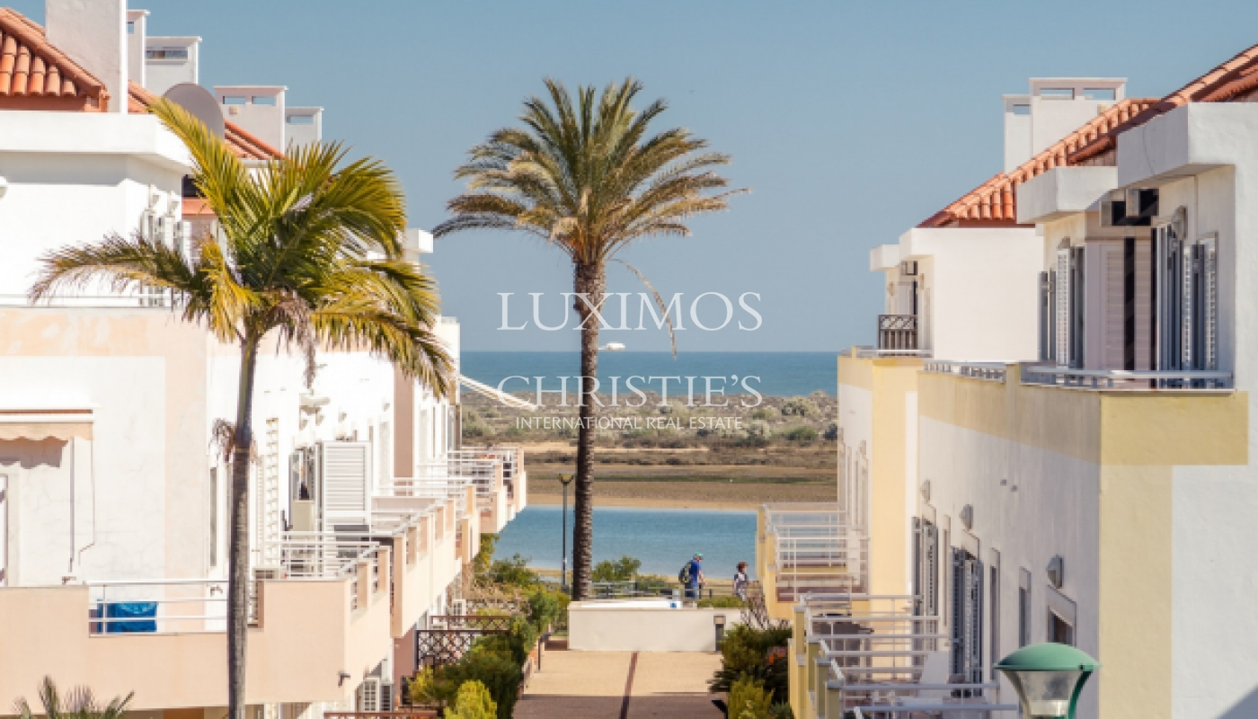 Sale apartment with sea views in Tavira, Algarve, Portugal_102096