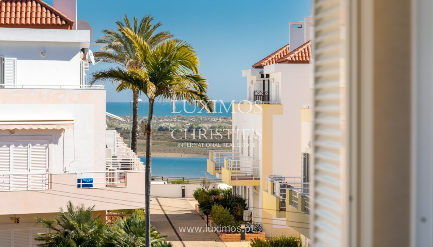 Sale apartment with sea views in Tavira, Algarve, Portugal_102120
