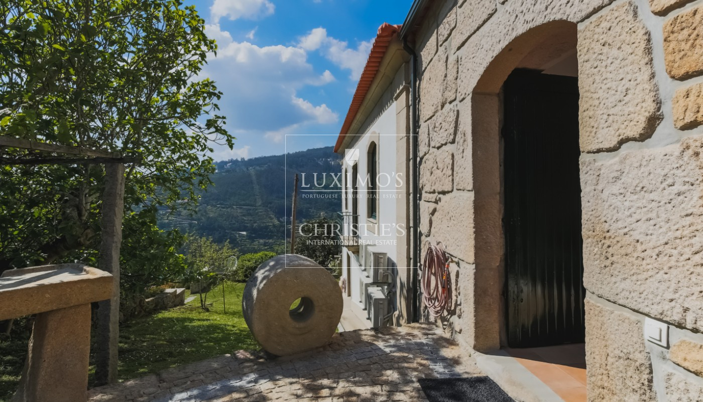 Sale country house with solar and pool, Cinfães do Douro, Portugal_102161