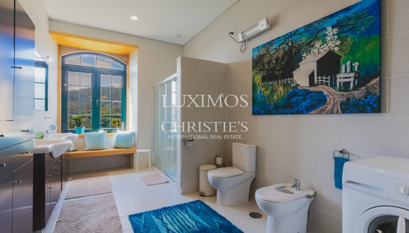Sale country house with solar and pool, Cinfães do Douro, Portugal_102178