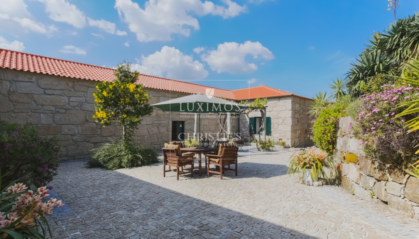 Sale country house with solar and pool, Cinfães do Douro, Portugal_102184