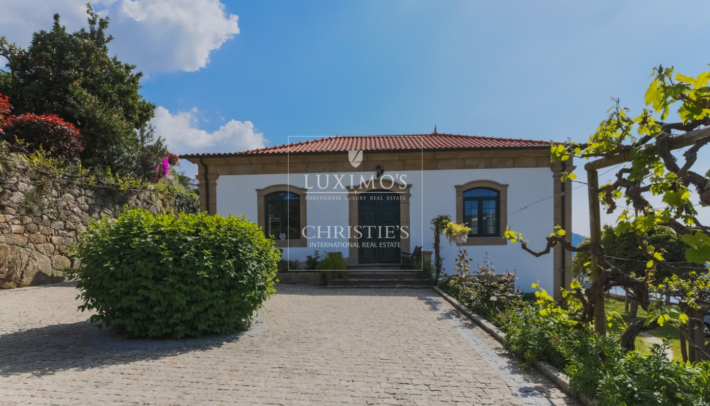 Sale country house with solar and pool, Cinfães do Douro, Portugal_102192