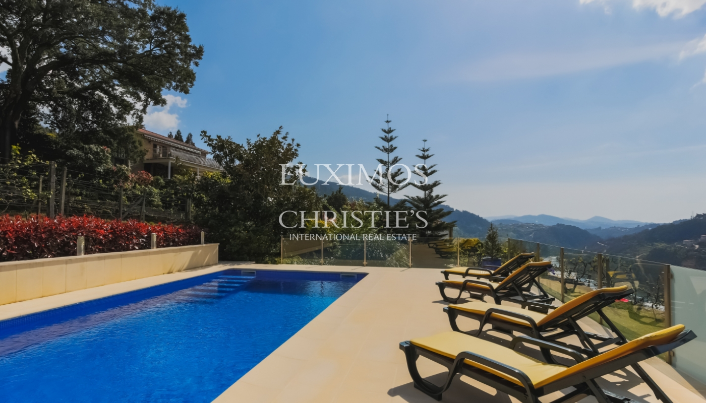 Sale country house with solar and pool, Cinfães do Douro, Portugal_102201