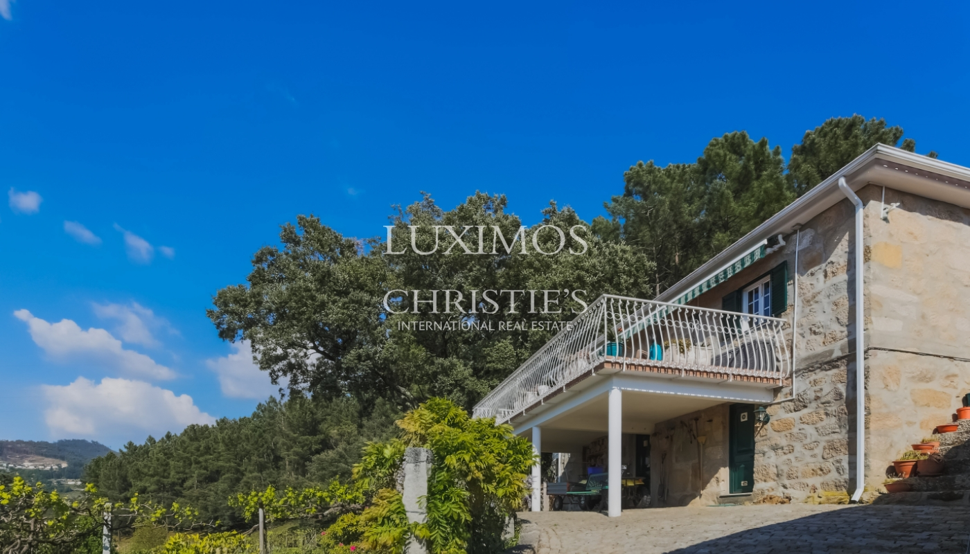 Sale country house with solar and pool, Cinfães do Douro, Portugal_102233