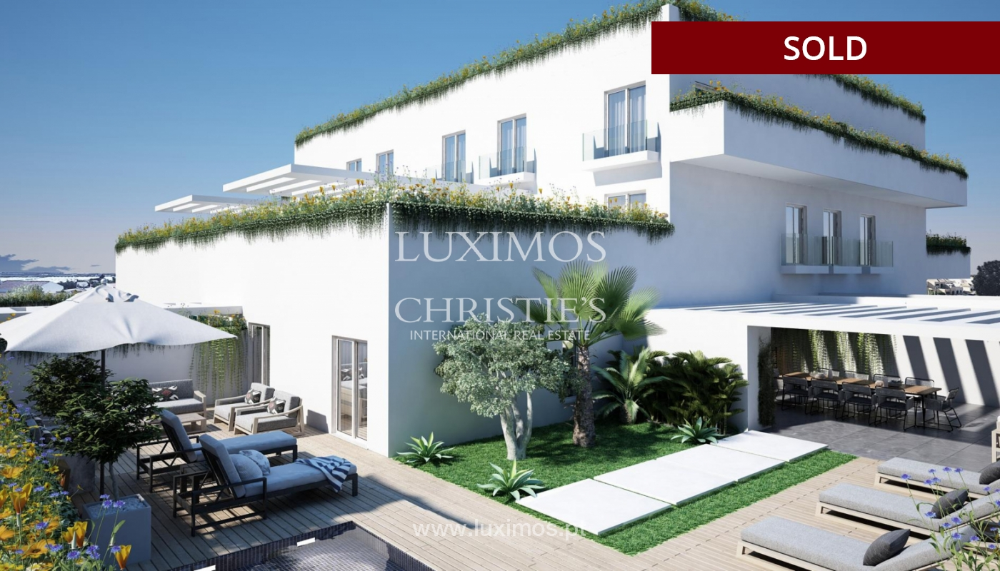 Sale of new apartment with sea view in Tavira, Algarve, Portugal_102370