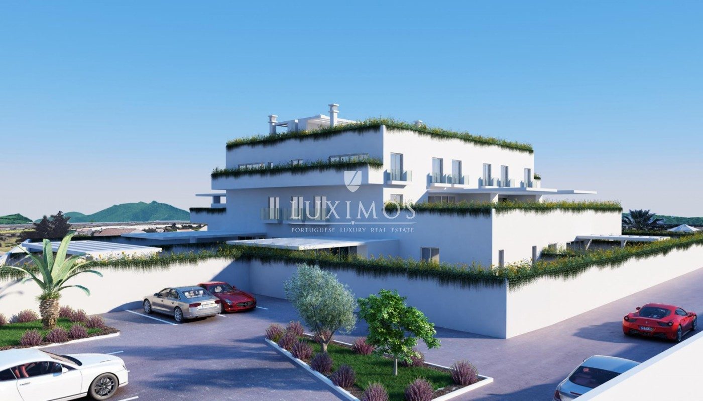 Sale of new apartment with sea view in Tavira, Algarve, Portugal_102437