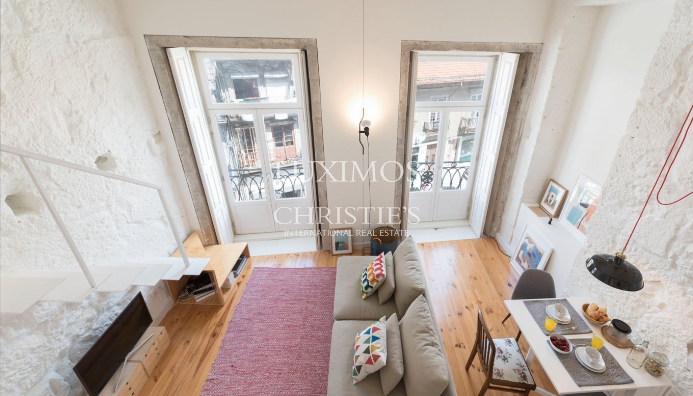 Sale of charming apartment in central location, Porto, Portugal_102464