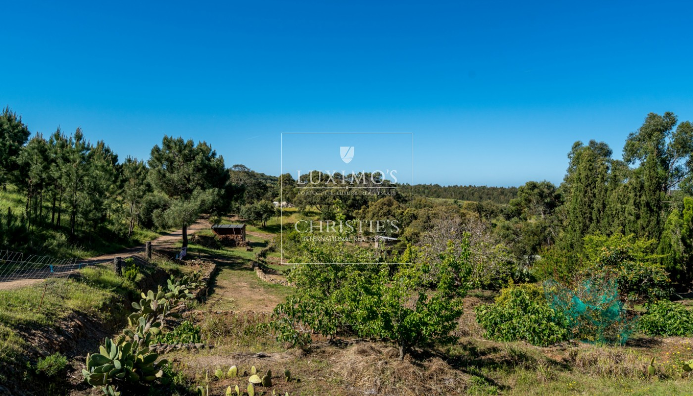 Sale of country house with sea view in Aljezur, Algarve, Portugal_102480