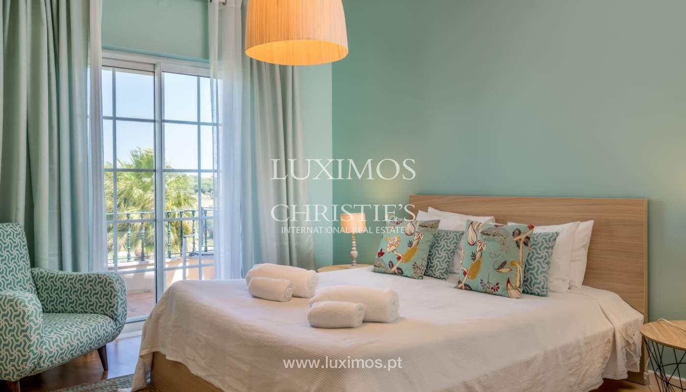 Verkauf von Wohnungen, front-Golfplatz im Almancil, Algarve, Portugal_102551