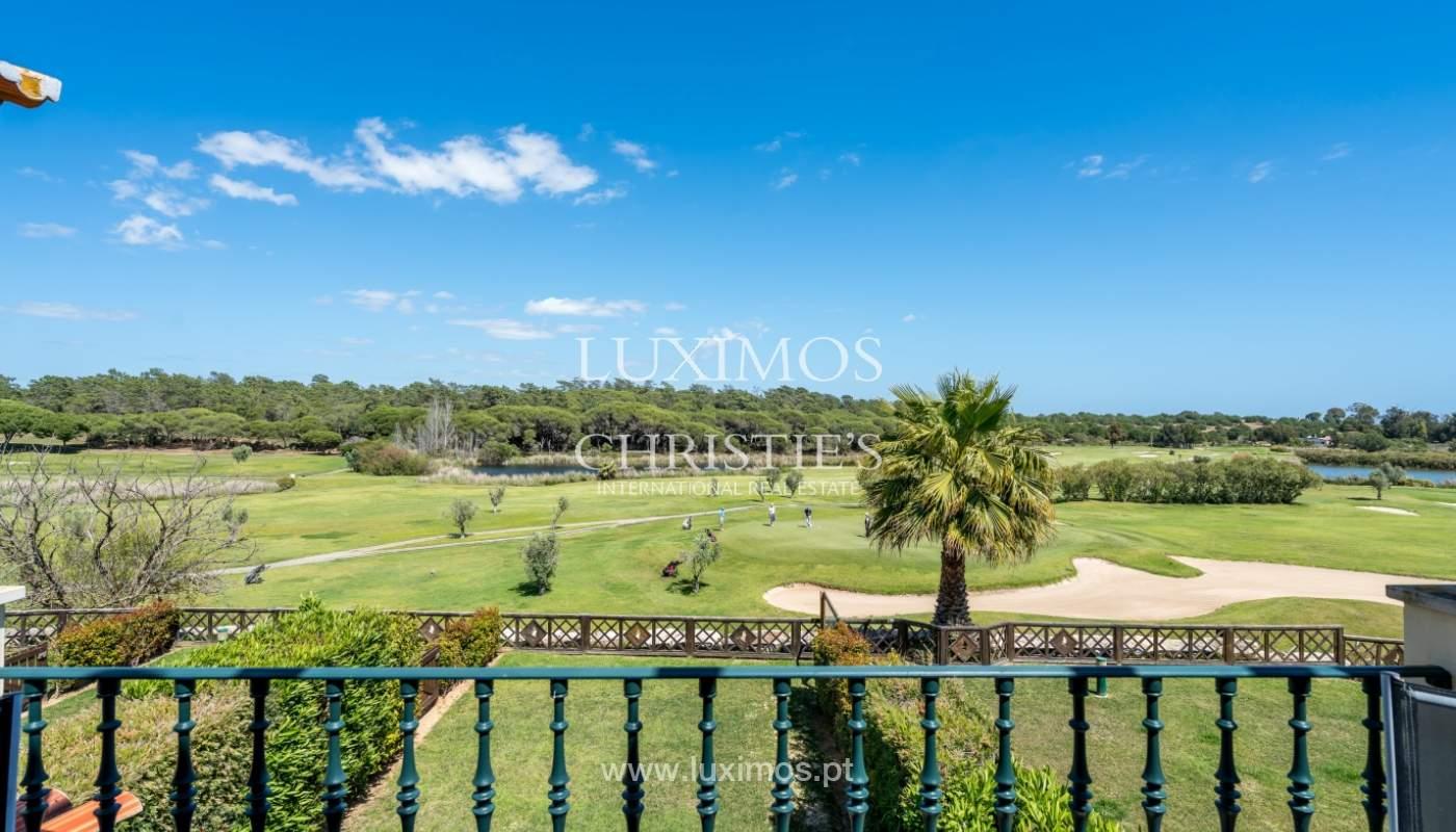 Verkauf von Wohnungen, front-Golfplatz im Almancil, Algarve, Portugal_102553