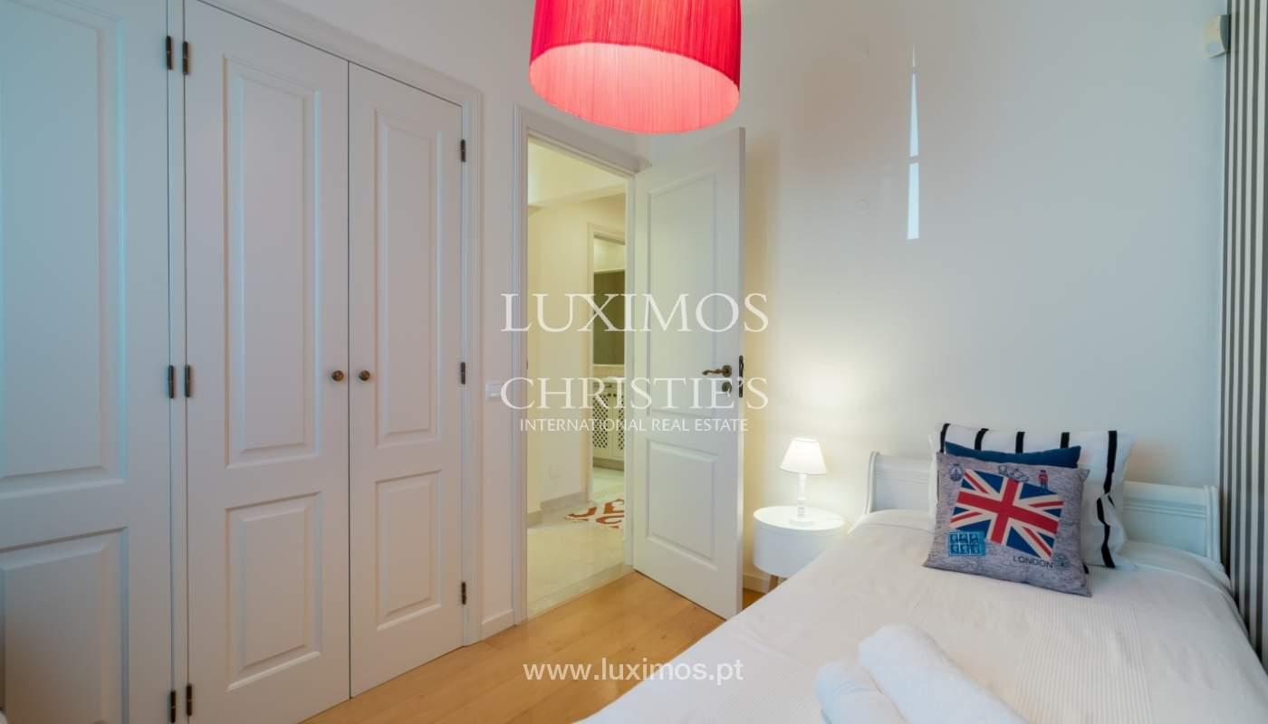 Verkauf von Wohnungen, front-Golfplatz im Almancil, Algarve, Portugal_102555