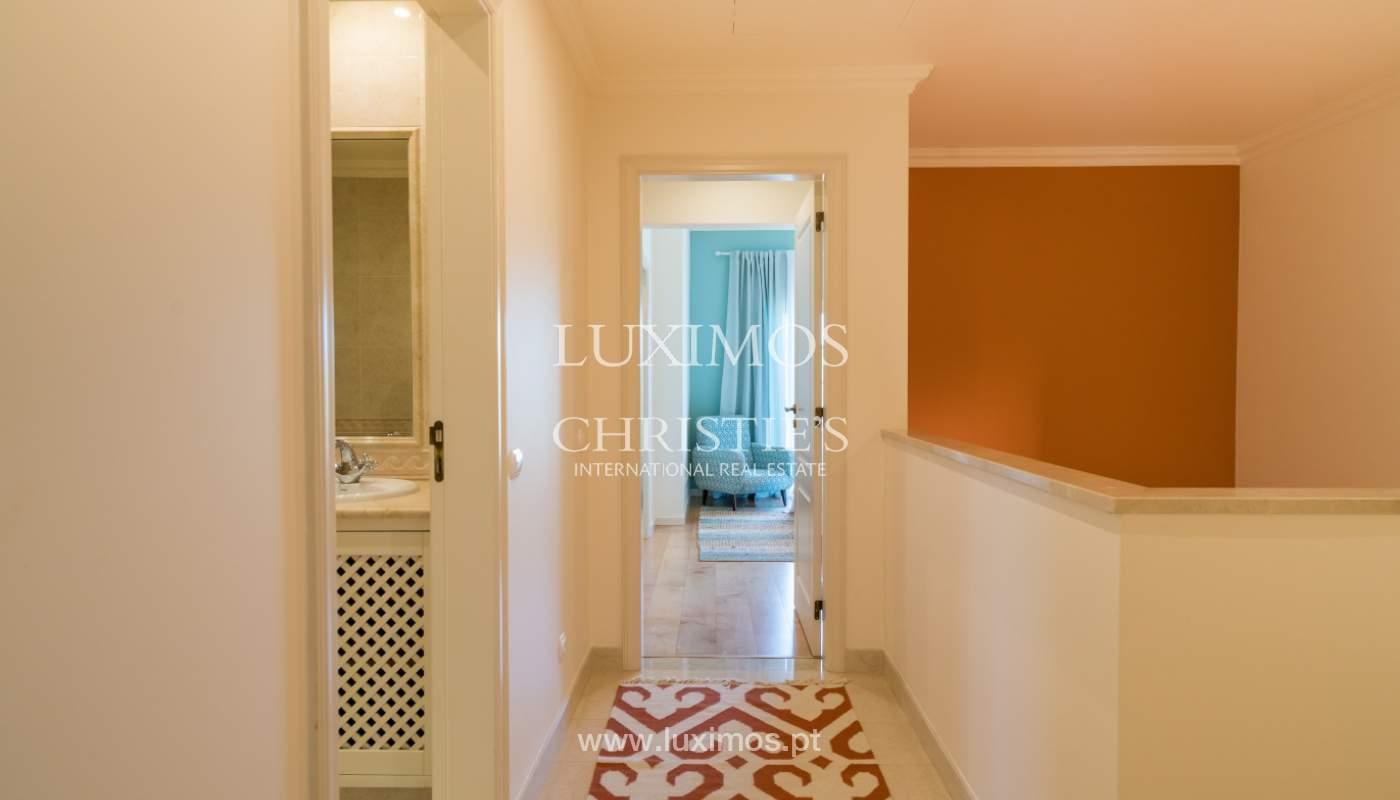 Verkauf von Wohnungen, front-Golfplatz im Almancil, Algarve, Portugal_102558