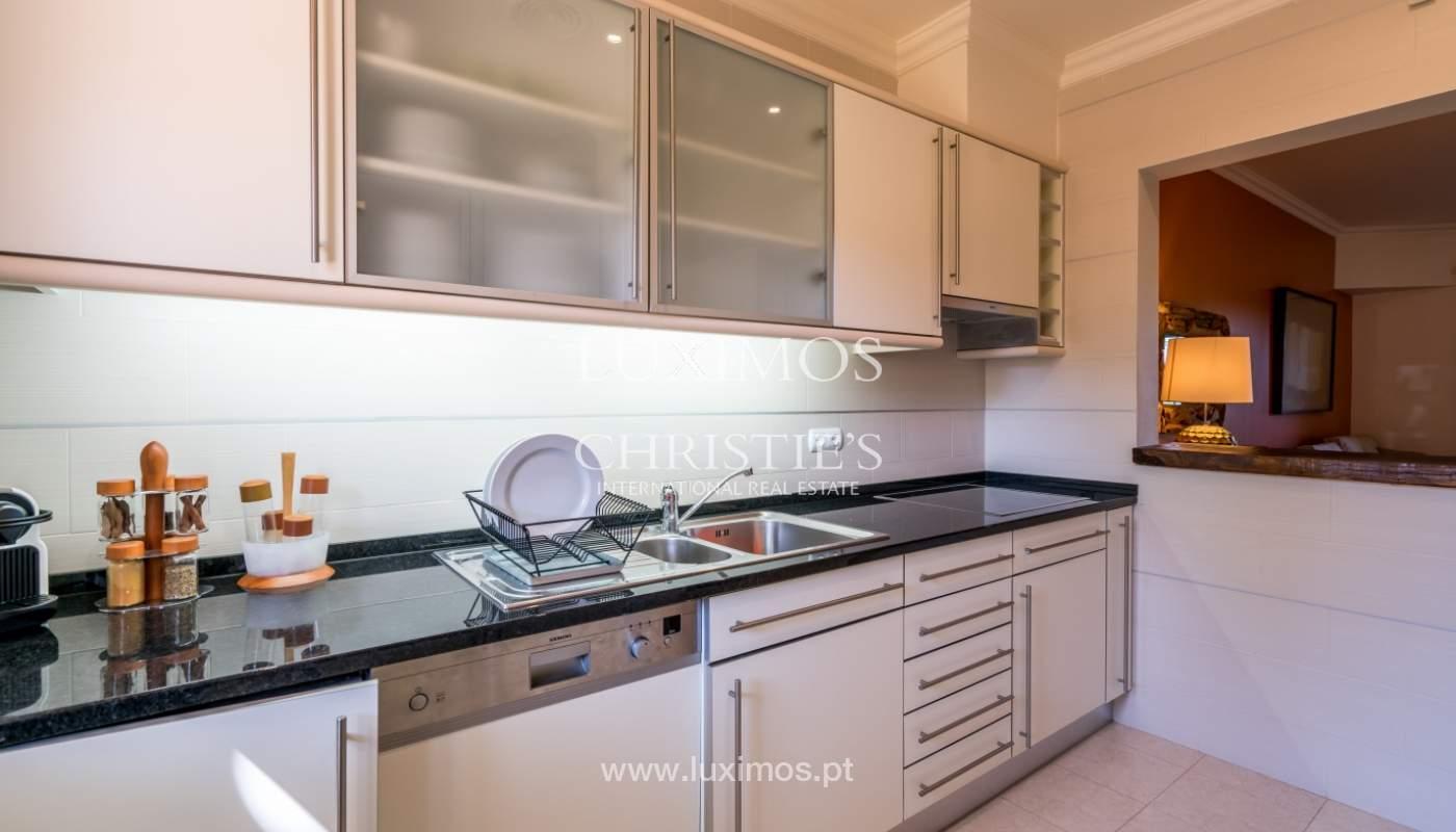Verkauf von Wohnungen, front-Golfplatz im Almancil, Algarve, Portugal_102563