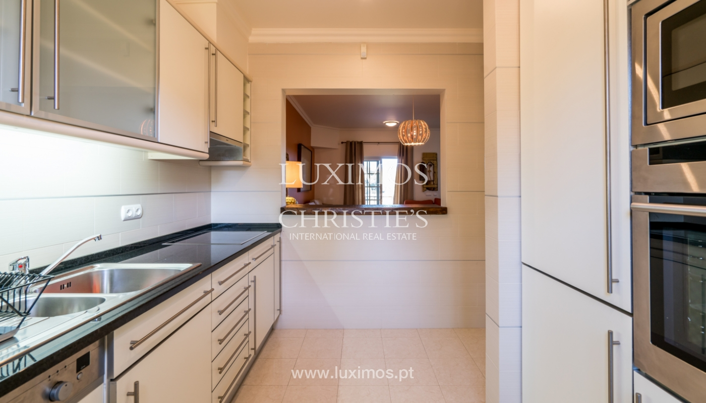 Verkauf von Wohnungen, front-Golfplatz im Almancil, Algarve, Portugal_102565