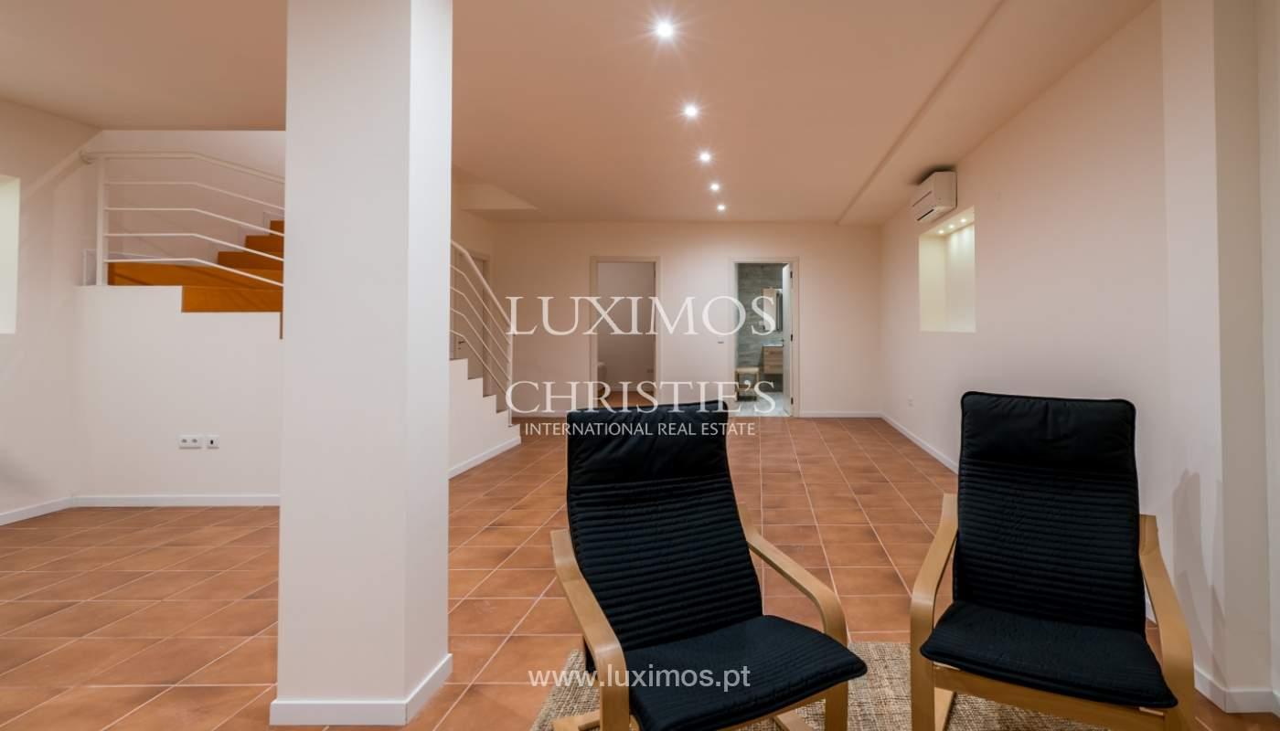 Verkauf von Wohnungen, front-Golfplatz im Almancil, Algarve, Portugal_102566
