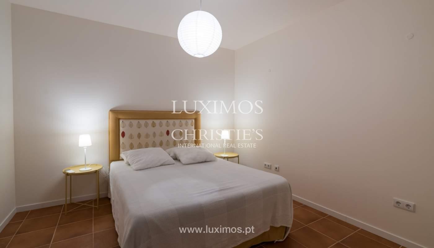 Verkauf von Wohnungen, front-Golfplatz im Almancil, Algarve, Portugal_102568