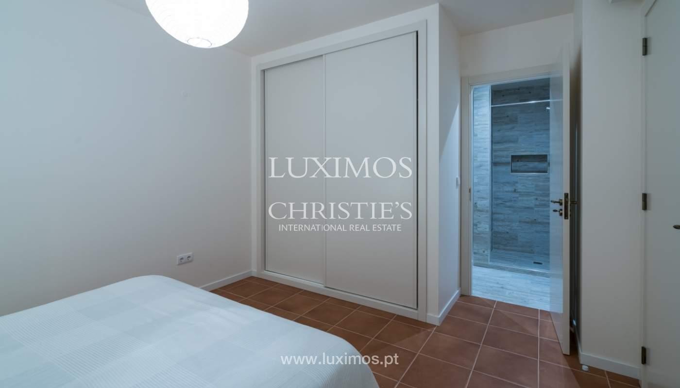 Verkauf von Wohnungen, front-Golfplatz im Almancil, Algarve, Portugal_102569