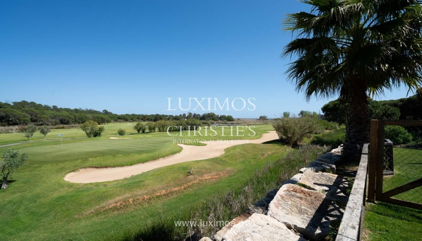 Verkauf von Wohnungen, front-Golfplatz im Almancil, Algarve, Portugal_102571