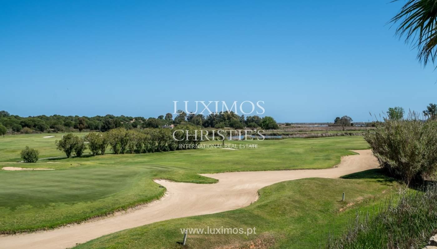 Verkauf von Wohnungen, front-Golfplatz im Almancil, Algarve, Portugal_102572
