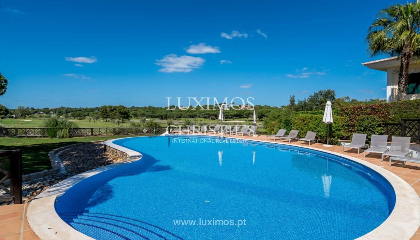 Verkauf von Wohnungen, front-Golfplatz im Almancil, Algarve, Portugal_102575