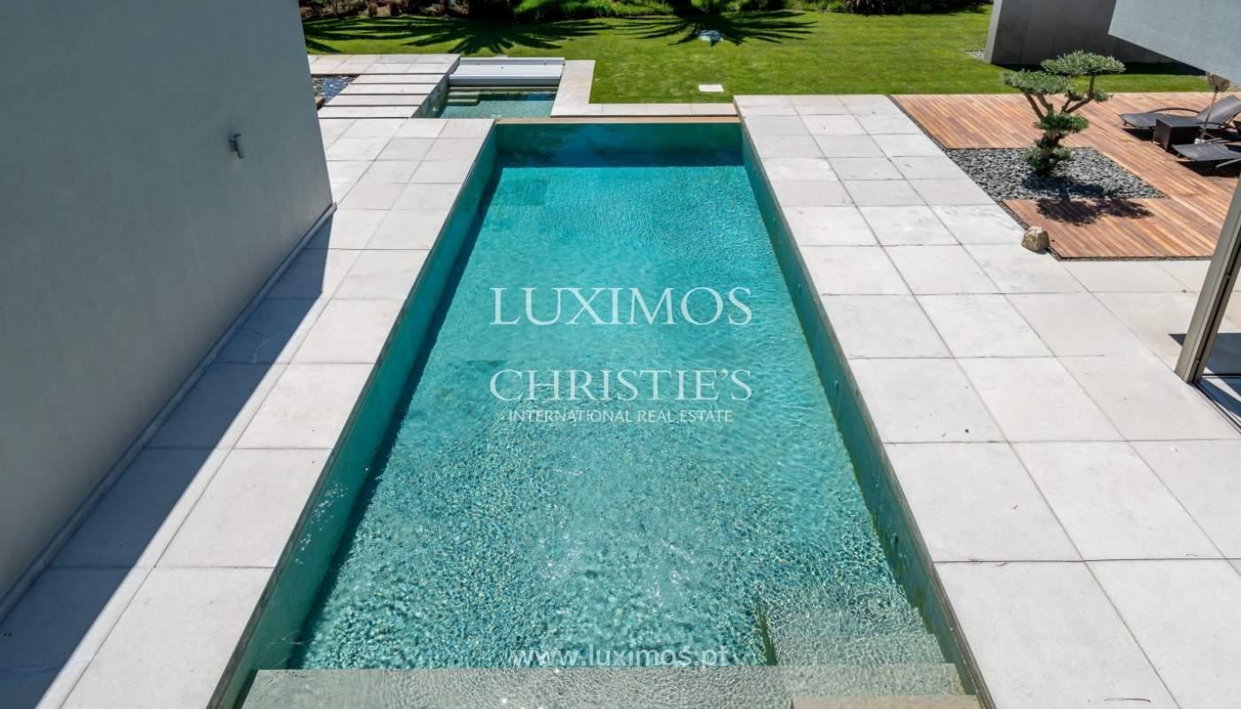 Verkauf luxuriöse, moderne villa mit pool, in Alvor, Algarve, Portugal_102627