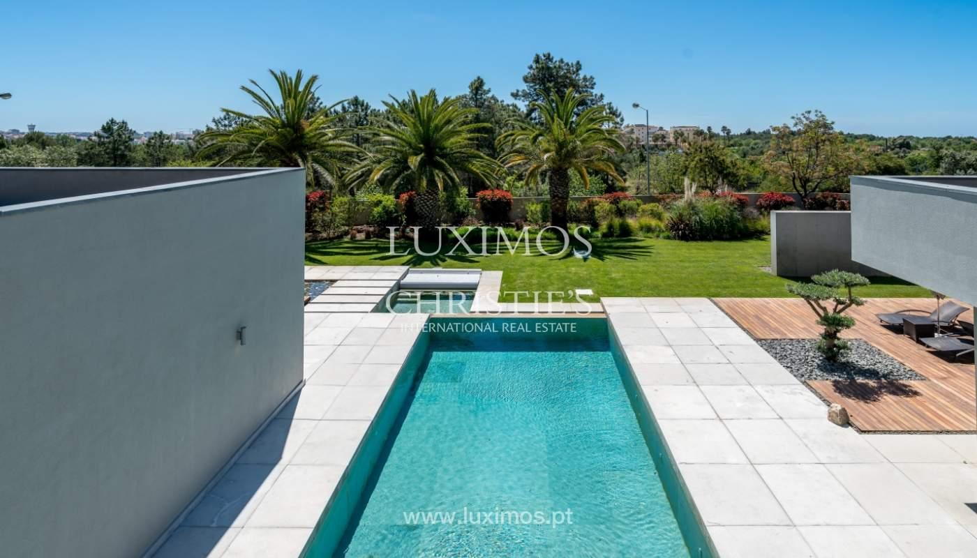 Verkauf luxuriöse, moderne villa mit pool, in Alvor, Algarve, Portugal_102628