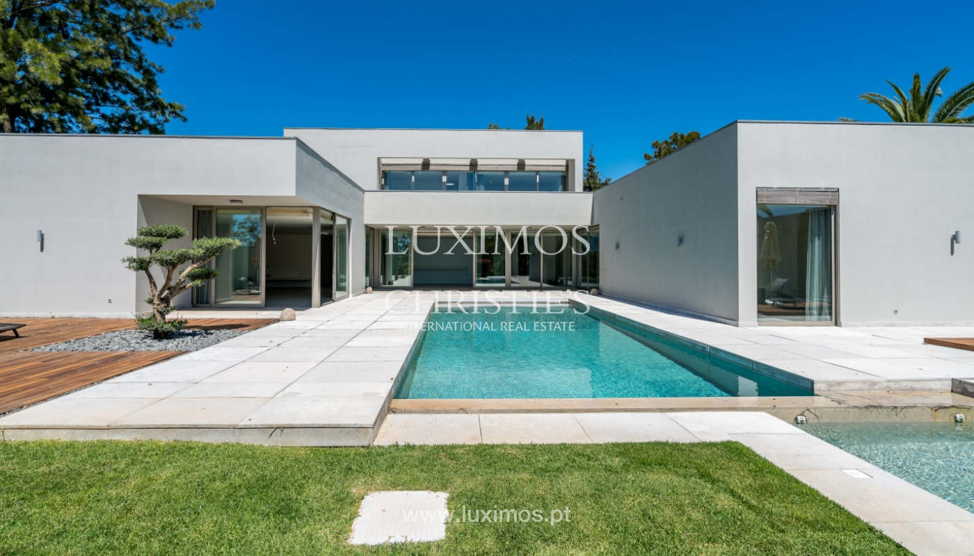 Verkauf luxuriöse, moderne villa mit pool, in Alvor, Algarve, Portugal_102634