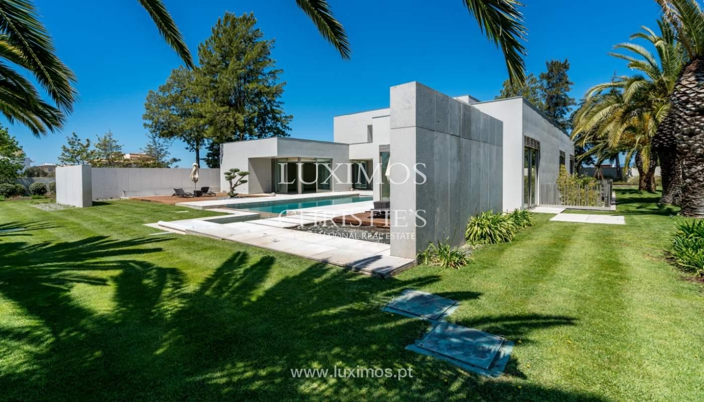 Verkauf luxuriöse, moderne villa mit pool, in Alvor, Algarve, Portugal_102636