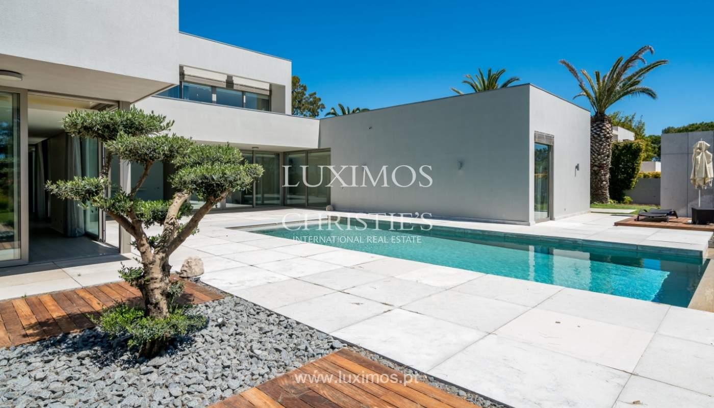 Verkauf luxuriöse, moderne villa mit pool, in Alvor, Algarve, Portugal_102638