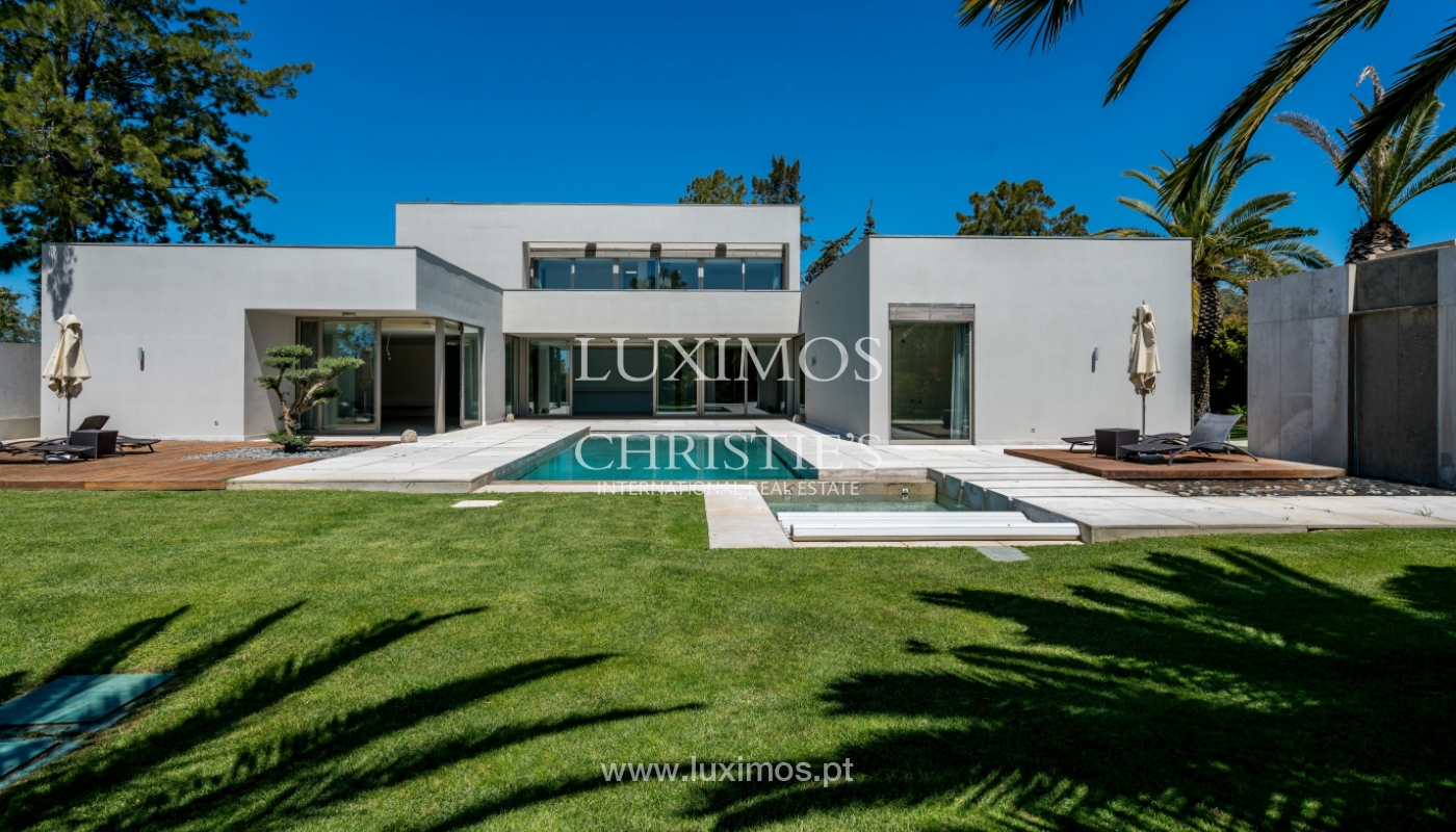 Verkauf luxuriöse, moderne villa mit pool, in Alvor, Algarve, Portugal_102639