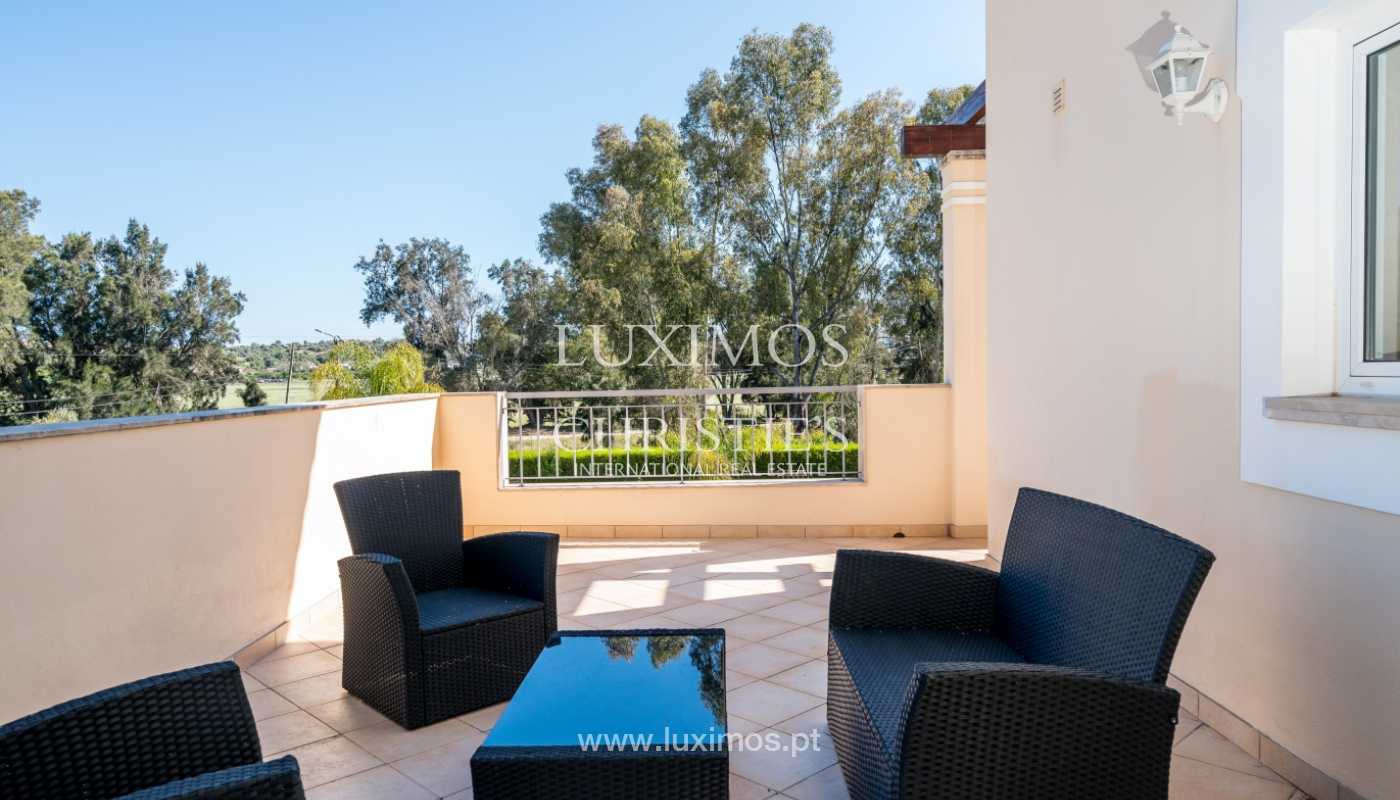 Sale of luxury villa with pool in Alvor, Algarve, Portugal_102661