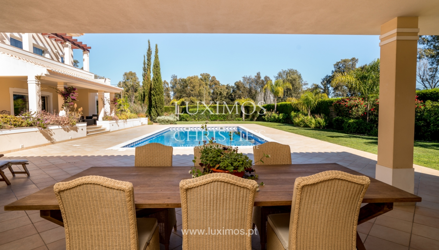Sale of luxury villa with pool in Alvor, Algarve, Portugal_102665