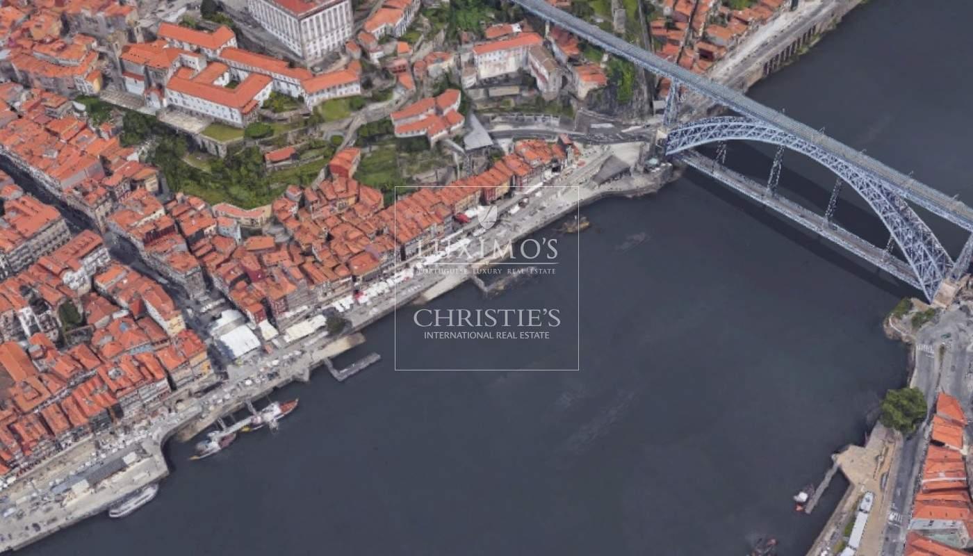 Bâtiment pour la reconstruction, à centre ville du Porto, Portugal_102677