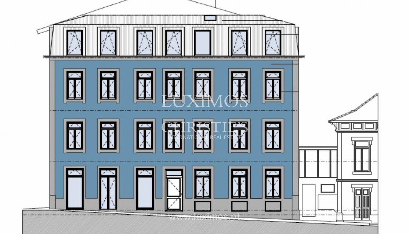 Venda de prédio para reabilitar, zona histórica de Matosinhos, Porto_102925
