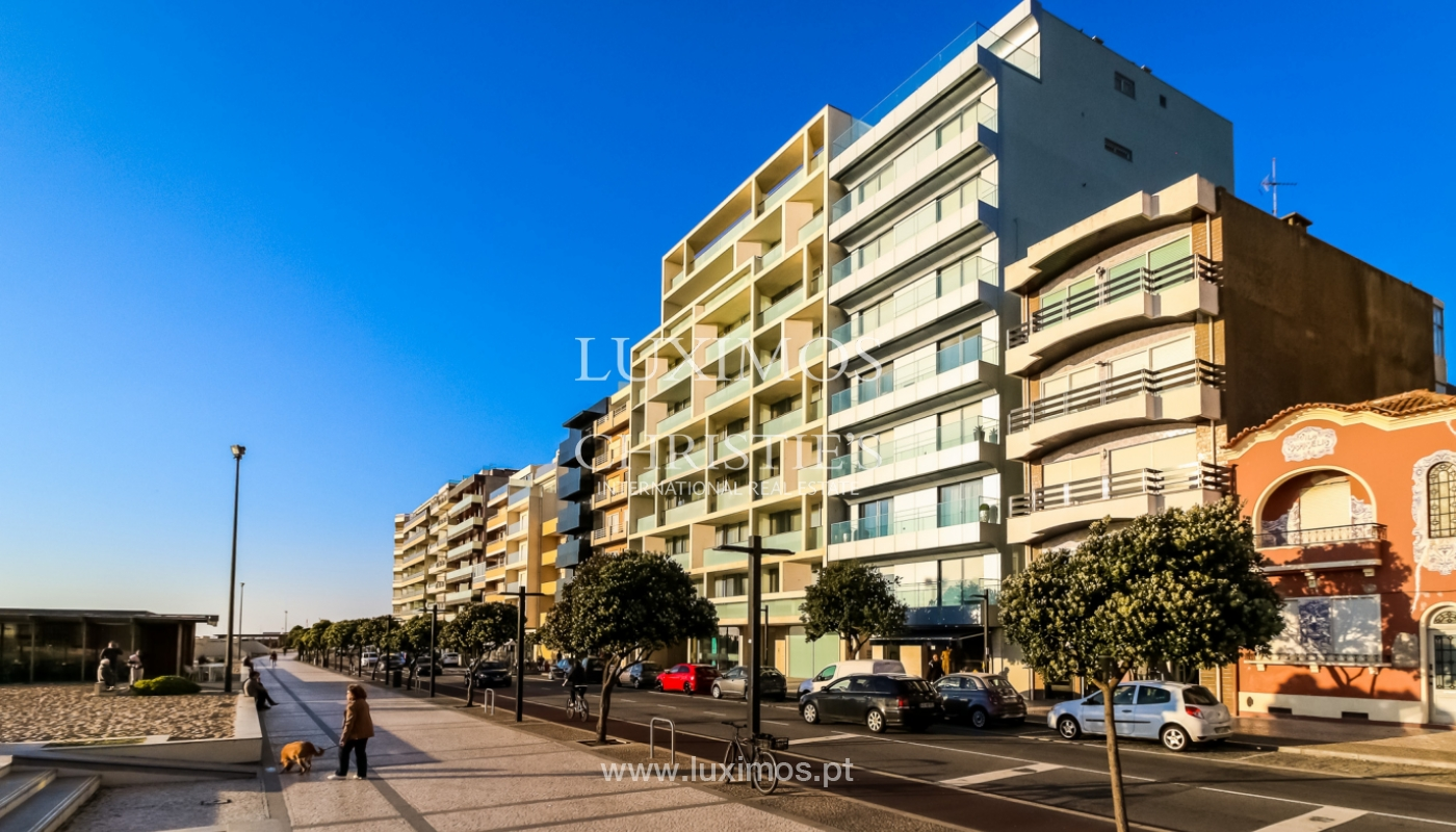 NEW LUXURY APARTMENT FOR SALE, PÓVOA VARZIM - WEST RIBAMAR BUILDING _103239