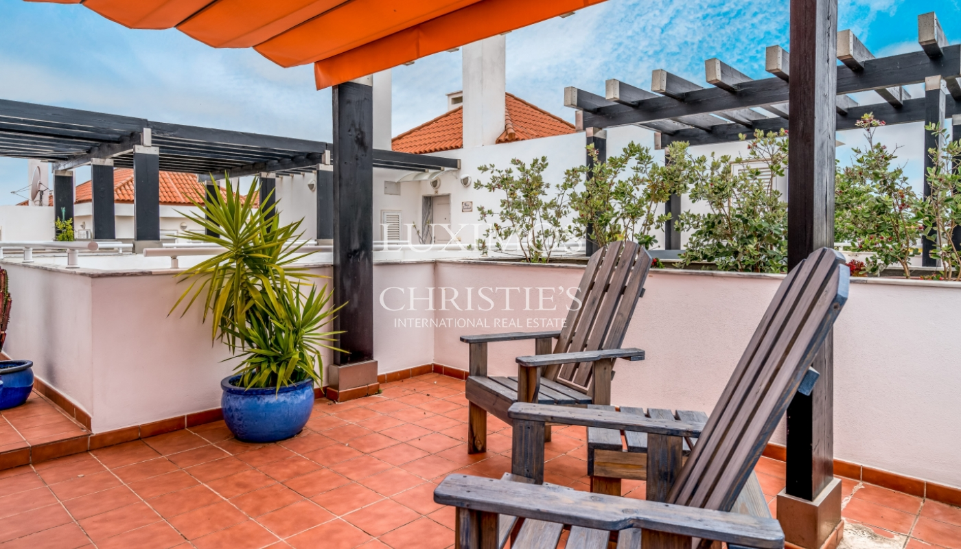 Sale of apartment with sea view in Tavira, Algarve, Portugal_103415