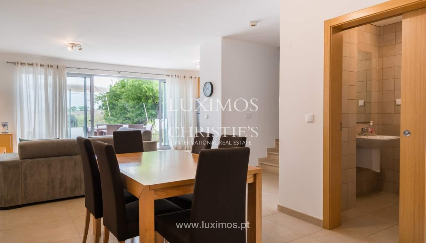 Sale of villa with sea and ria view near Olhão, Algarve, Portugal_103421