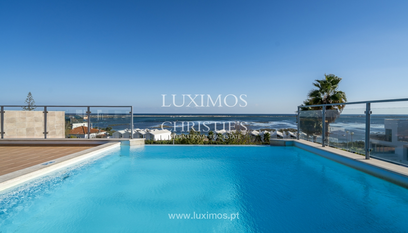 Sale of villa with sea and ria view near Olhão, Algarve, Portugal_103432