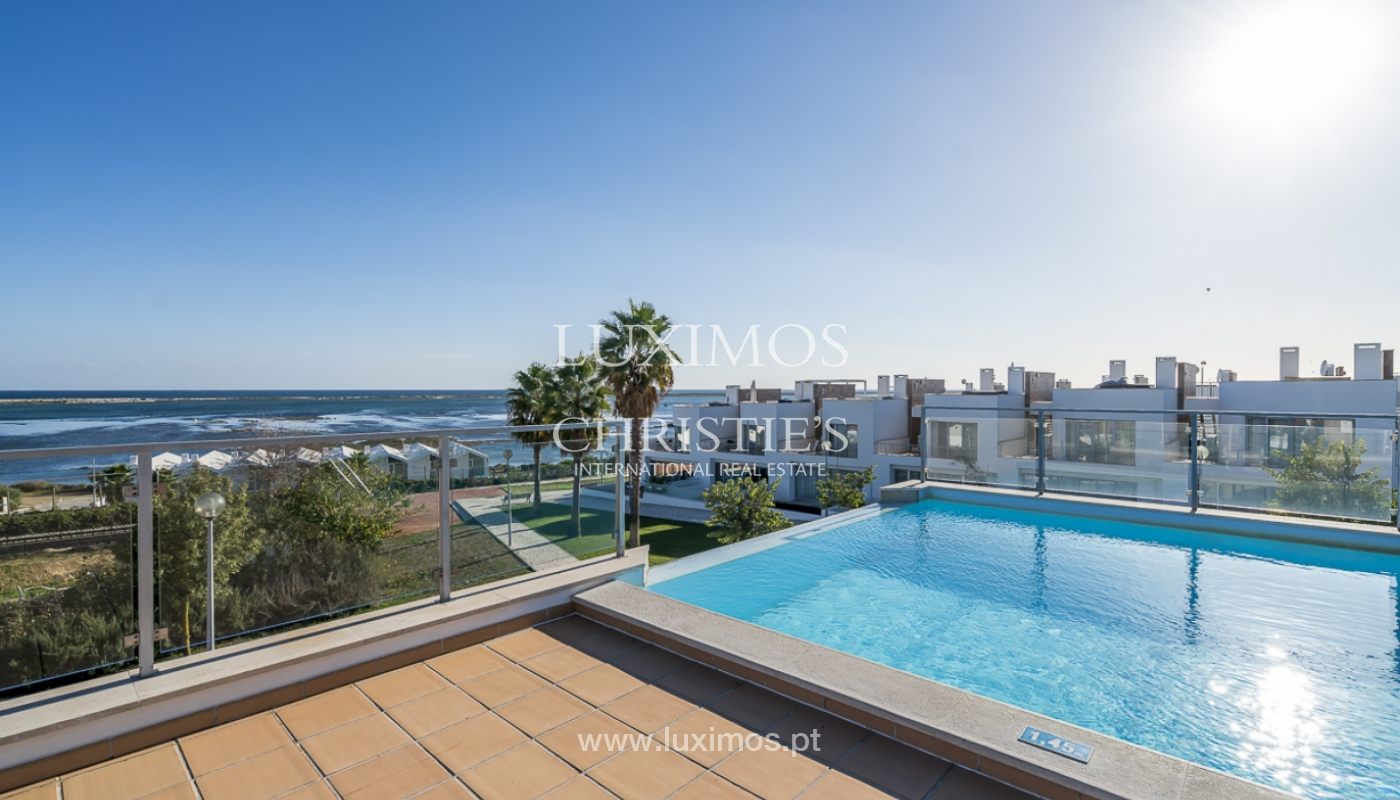 Sale of villa with sea and ria view in Olhão, Algarve, Portugal_103433
