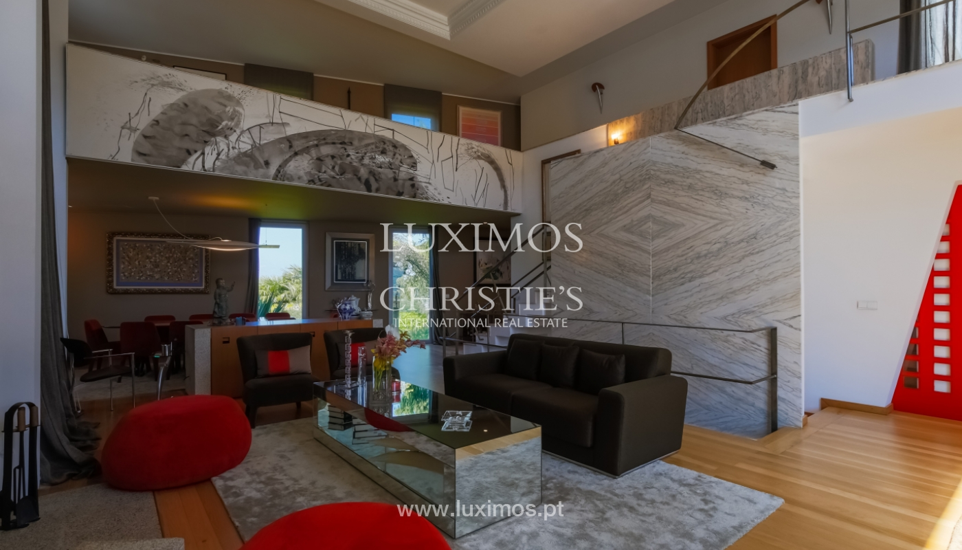 Sale modern & luxury house with pool and garden, V. N. Gaia, Portugal_103520