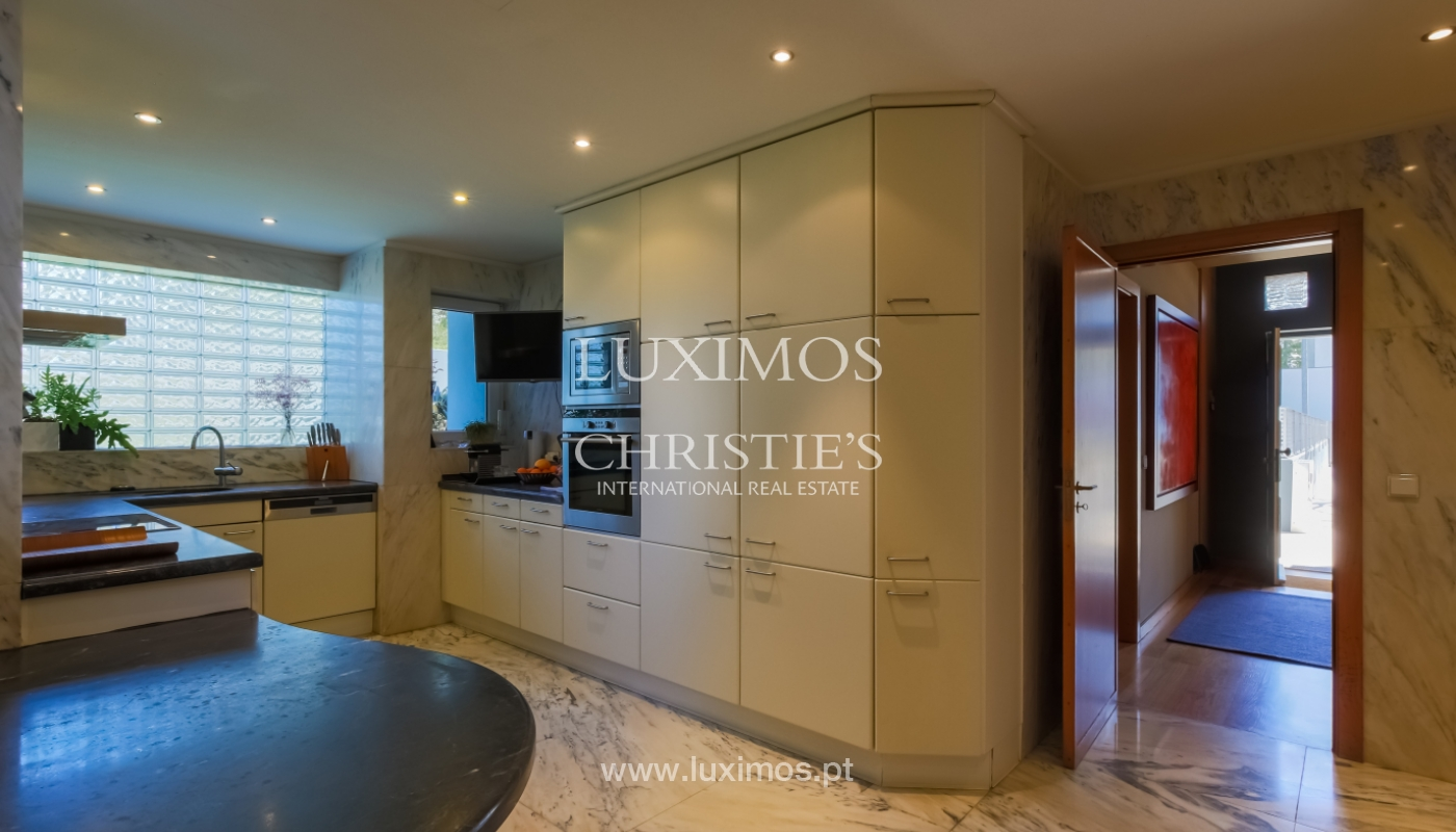 Sale modern & luxury house with pool and garden, V. N. Gaia, Portugal_103530